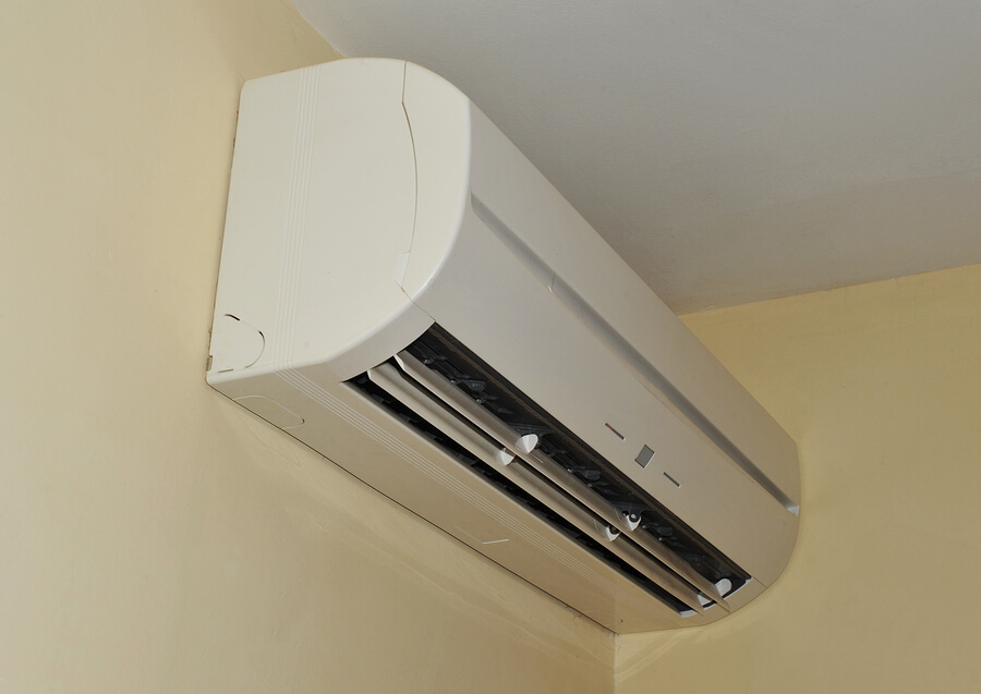 ductless system in Kingston by North Shore Home Energy