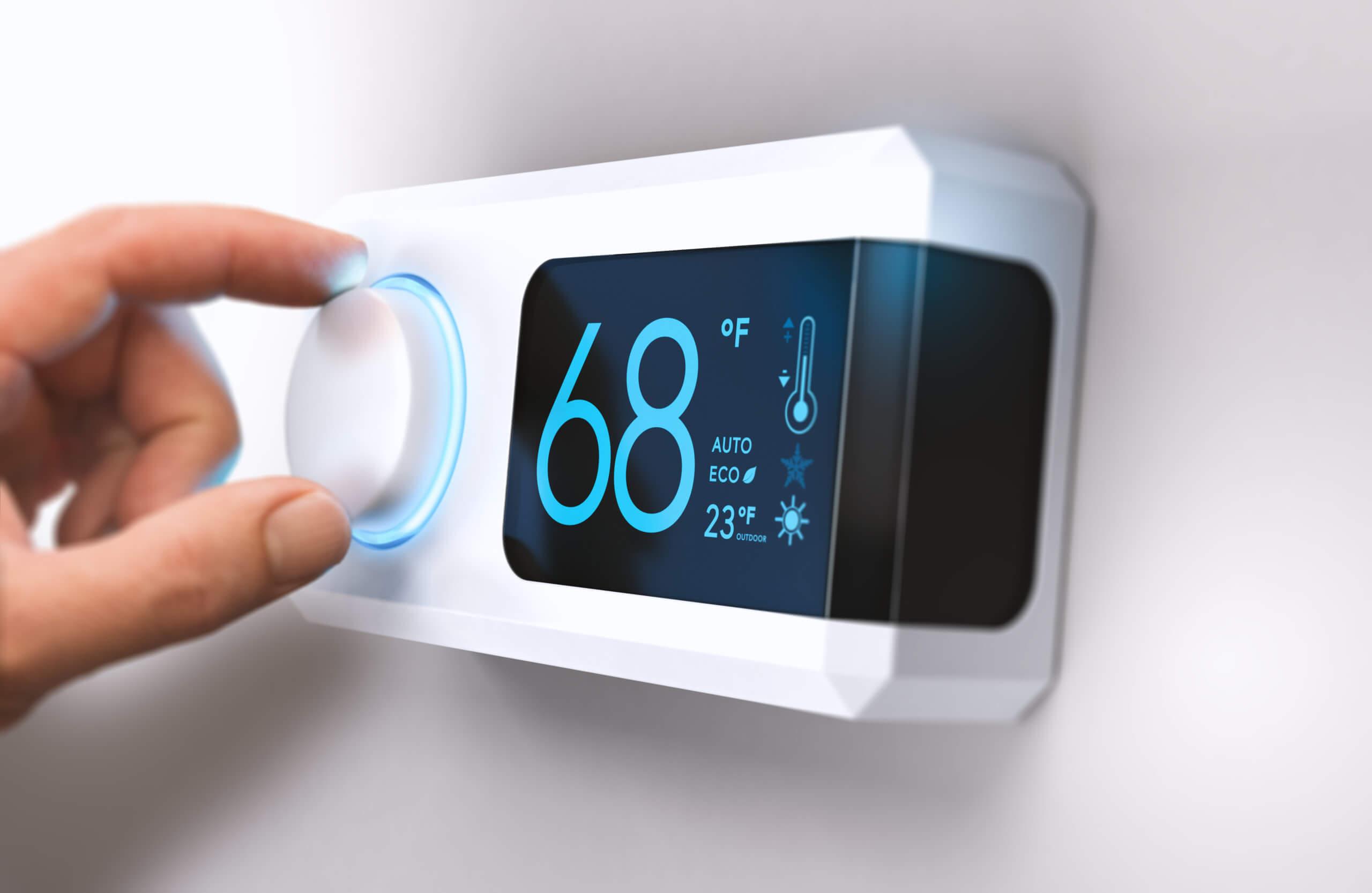Forced Air Temperature Control